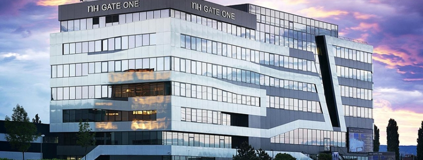 NH hotel gate one